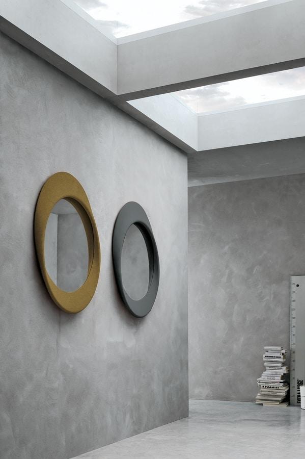 VANITY SS401, Specchiera con cornice decorativa