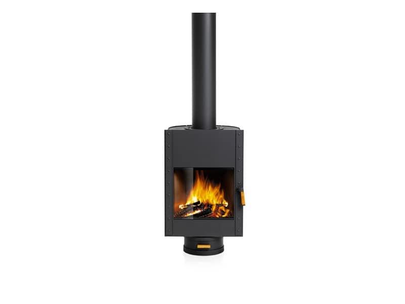 Stor sistema di riscaldamento studio idfdesign - Stufe a legna immagini ...