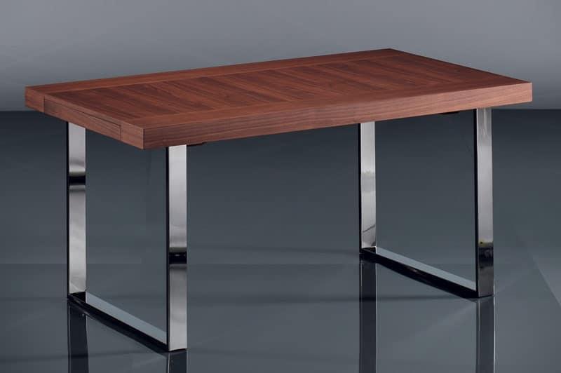 Tavoli soggiorno allungabili legno ~ neburisky.net