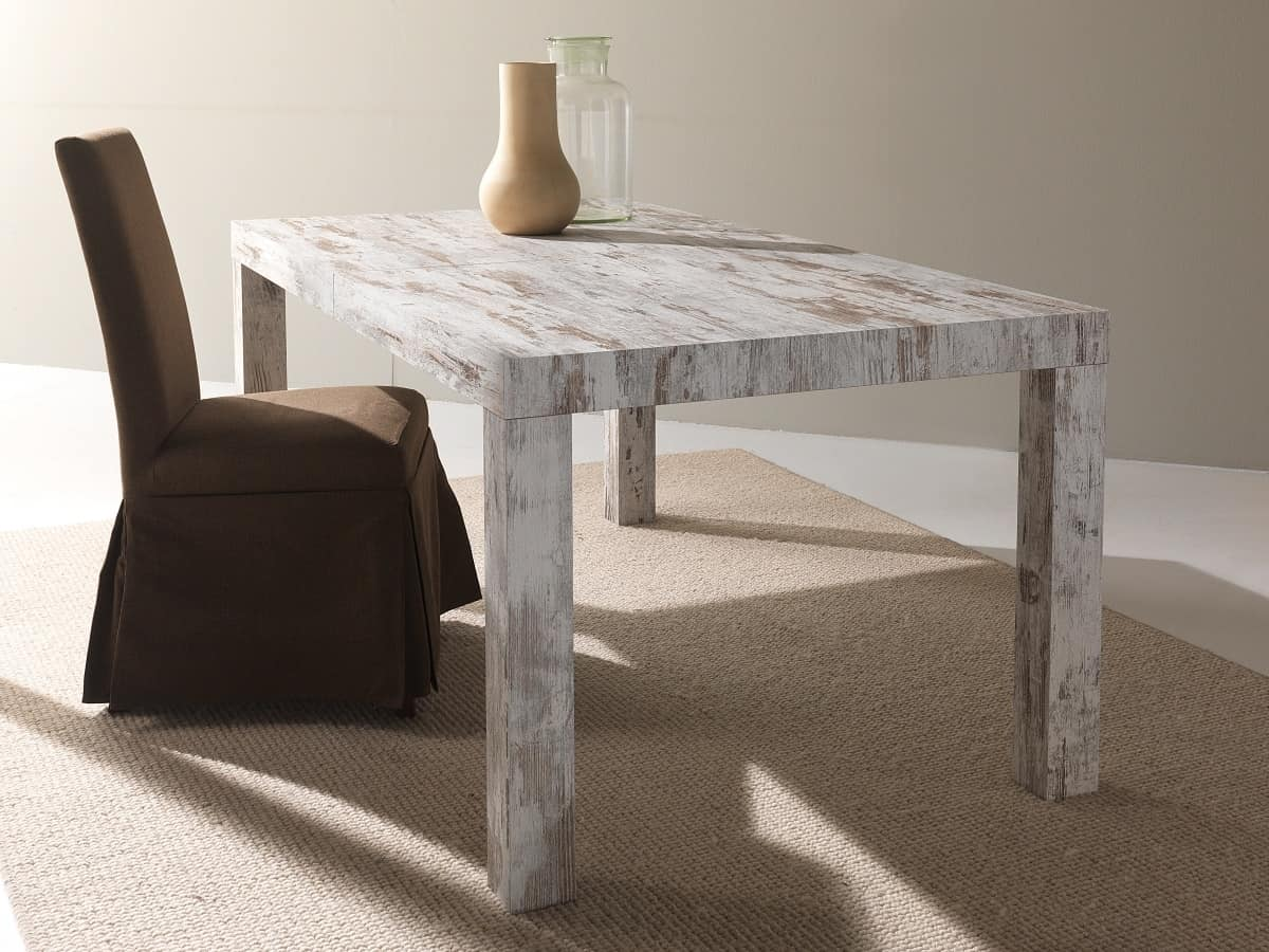 Tavolo da pranzo allungabile fino a 12 posti idfdesign for Tavoli da pranzo in legno