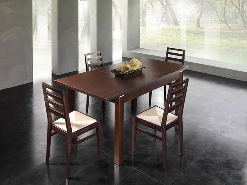 Tavoli in legno Salotto  IDFdesign