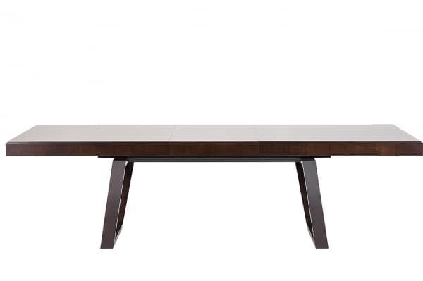 Tavoli Da Pranzo In Legno Allungabili : Tavolo da pranzo in legno allungabile idfdesign