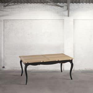 Immagine di DB003707, tavoli-legno-con-allunga
