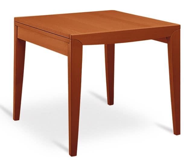 Tavoli allungabili moderni legno tutte le immagini per for Tavoli estensibili in legno