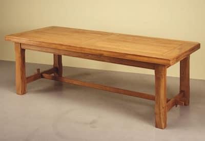 Casa immobiliare accessori tavoli allungabili legno for Tavoli rettangolari allungabili in legno