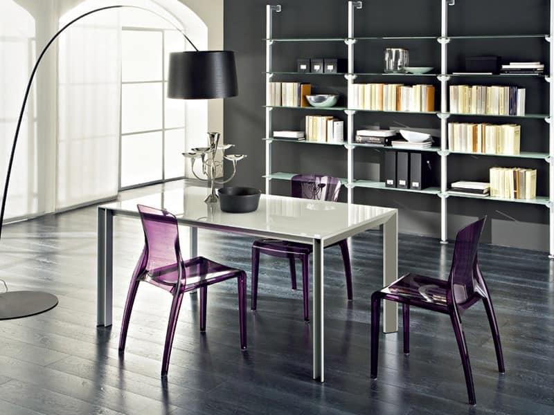 Klass 160 prezzo tavoli legno con prolunga sale da for Tavolo 70x110 allungabile