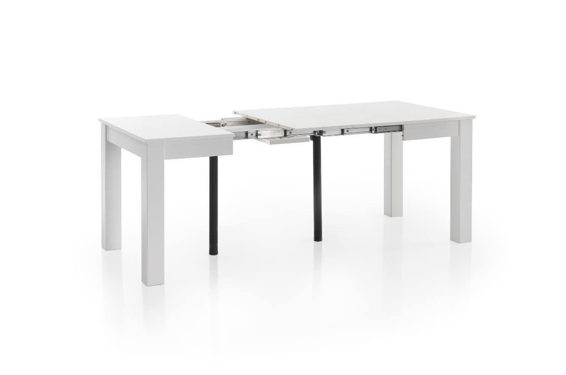 Guide telescopiche per tavoli allungabili prezzi idee per la casa - Guide per tavoli allungabili ...