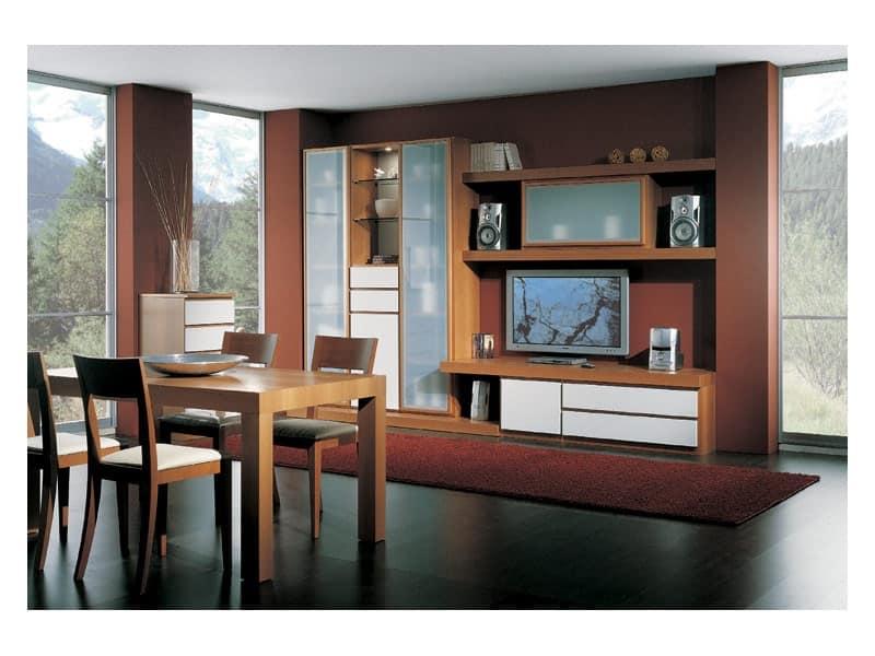 Tavoli Soggiorno Allungabili Legno : Tavoli soggiorno legno design ...