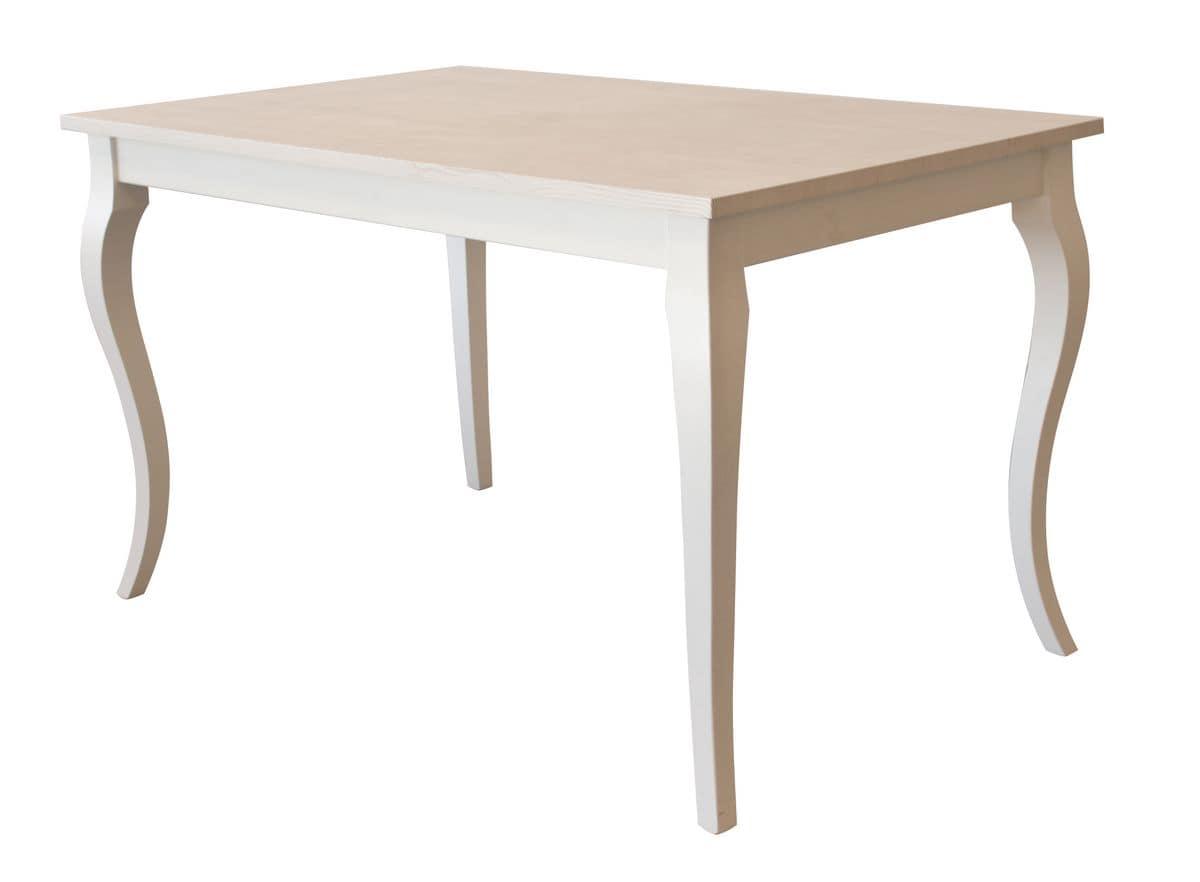 Tavolo allungabile in legno per ambienti conctract for Tavoli in legno allungabili