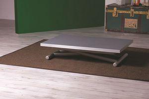 Universe, Tavolino regolabile in altezza e larghezza