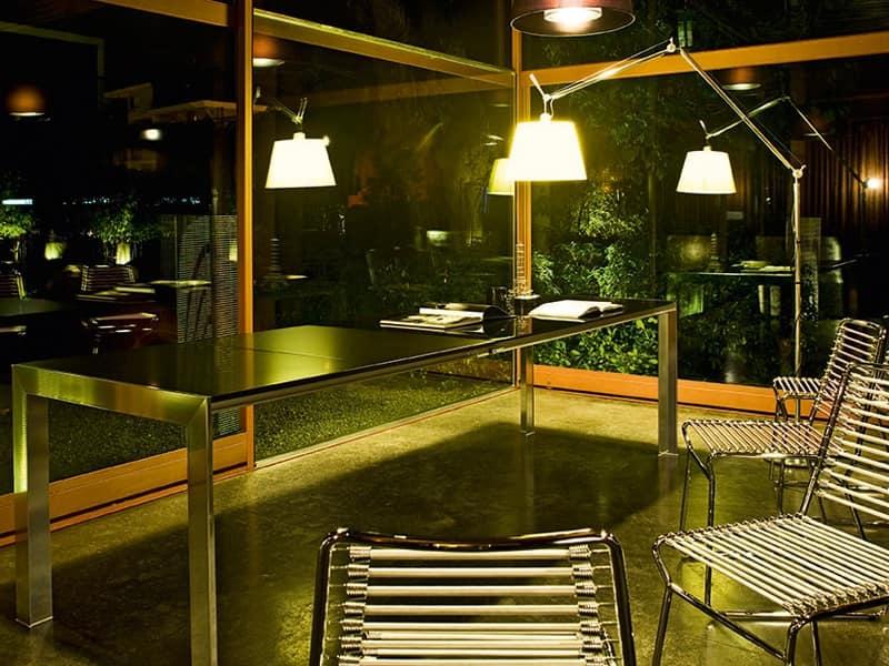 Tavoli estensibili in vetro Soggiorno - Prezzo - Brooklyn by Midj Srl