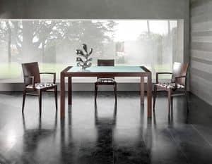 Matisse tavolo 8603t di veneta sedie trading srl for Tavoli estensibili