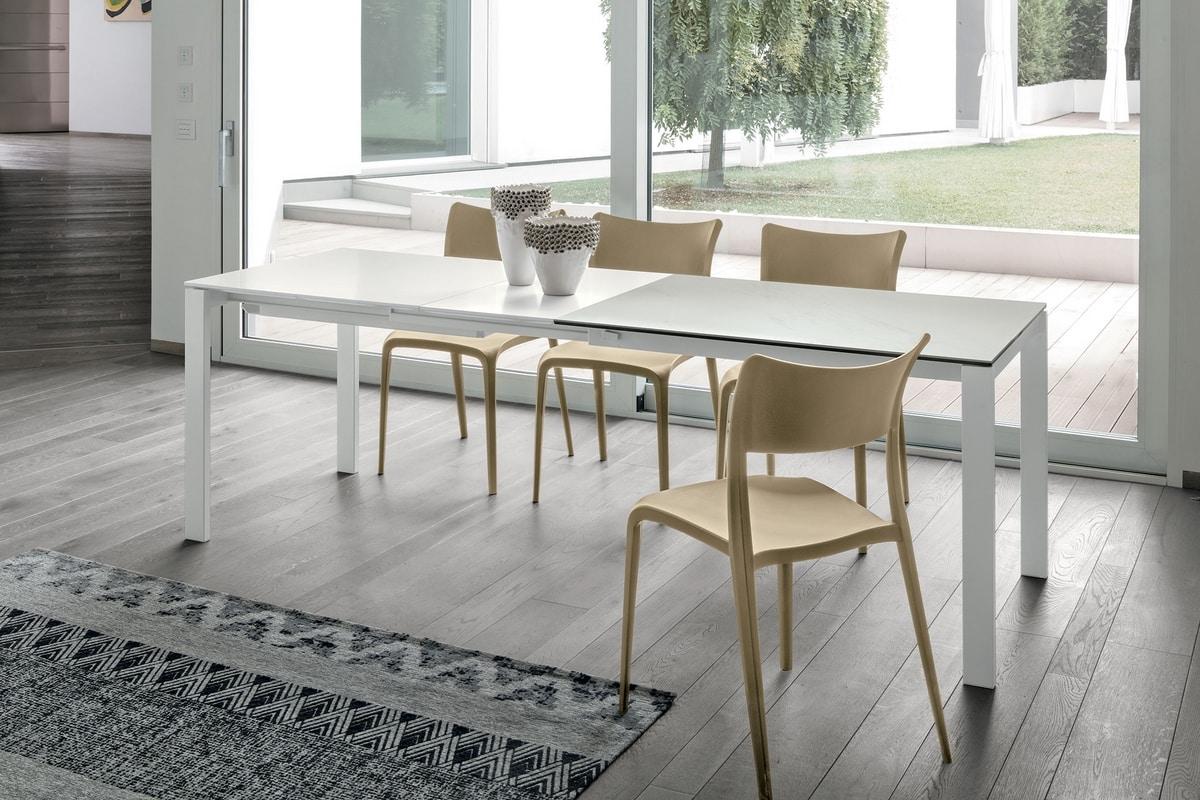 Tavoli Da Pranzo Allungabili Legno : Linea Di Tavoli Pranzo Legno  #826649 1200 800 Tavoli Da Pranzo A Consolle