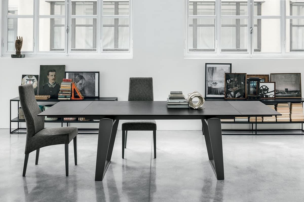 Tavolo moderno per soggiorno | IDFdesign