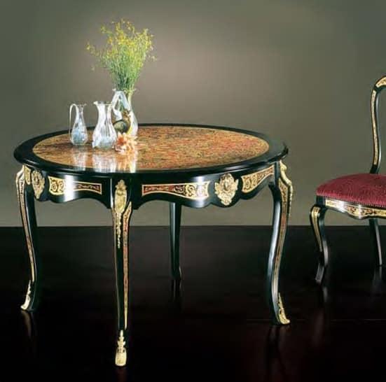 Tavoli tavoli classici ed in stile in stile e classici di - Tavoli da pranzo classici ...