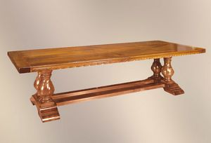 192, Tavolo con materiali pregiati, con intarsio in legno di rosa