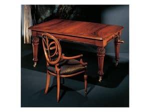 Immagine di 415T, tavolo di lusso decorato a mano