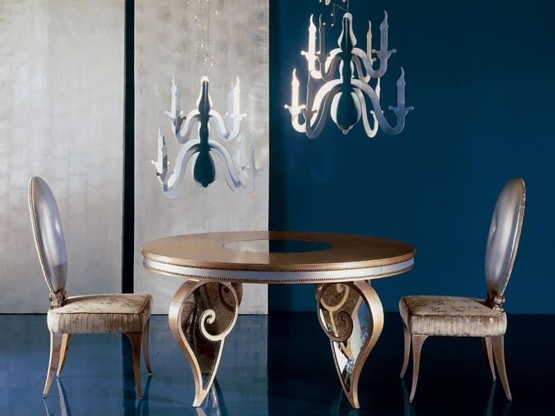 Tavoli tavoli classici ed in stile in stile e classici di for Tavoli per sala da pranzo legno
