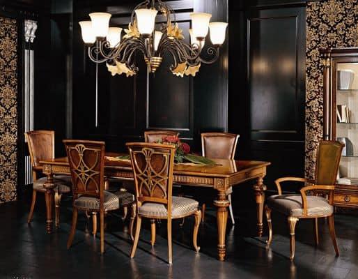tavoli classici di lusso - 5506