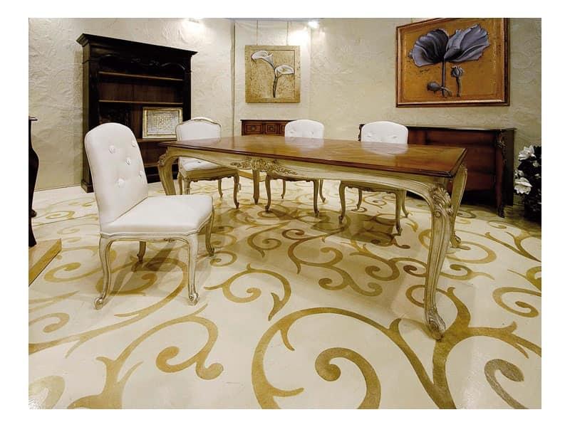 triseb tavoli di lusso ~ ispirazione design casa - Tavoli Soggiorno Di Lusso