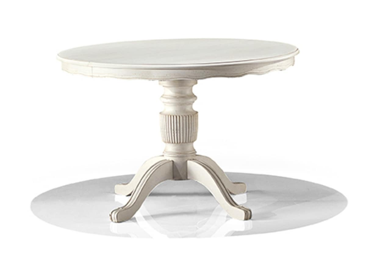 Tavoli tavoli classici ed in stile in stile e classici di for Tavolo da pranzo classico