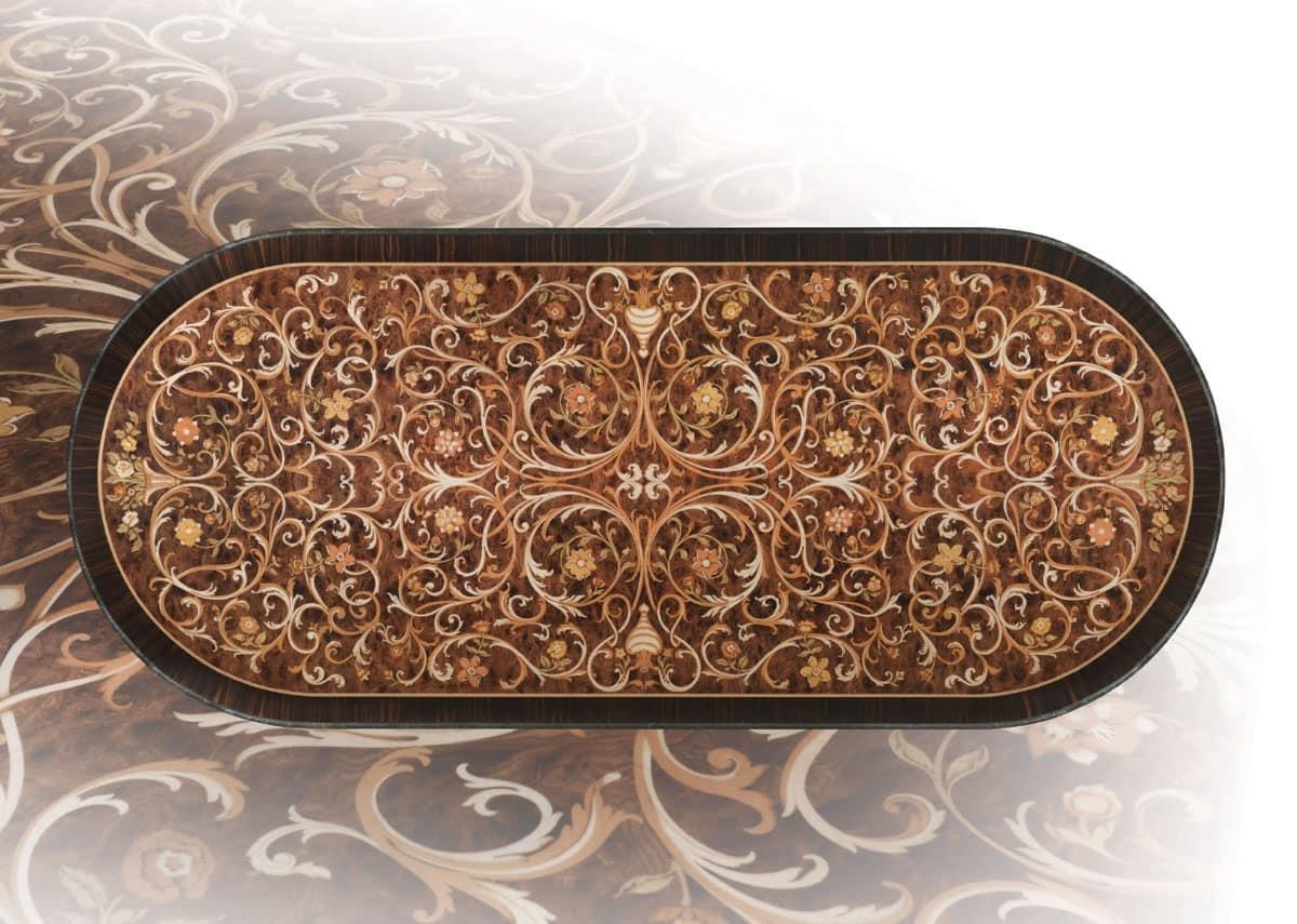 Tavoli Da Pranzo Dallo Stile Inconfondibile Pictures To Pin On  #90603B 1200 855 Disegni Di Tavoli Da Pranzo