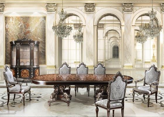 tavoli soggiorno eleganti ~ idee per il design della casa - Tavoli Soggiorno Di Lusso