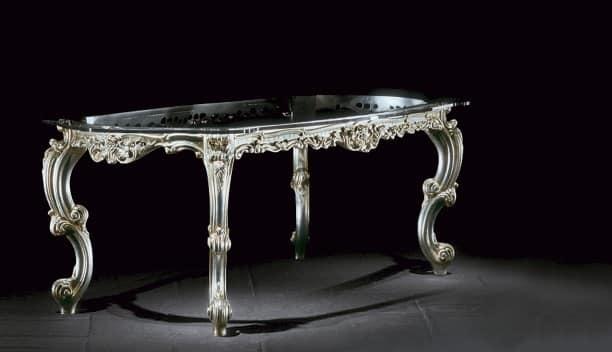 Tavoli tavoli classici ed in stile in stile e classici di - Tavolo barocco moderno ...
