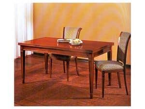 Art 279 tavolo quadrato 39 800 francese tavoli da pranzo - Sala da pranzo in francese ...