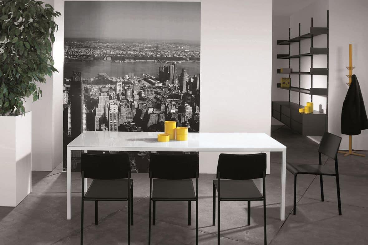 Tavolo Da Pranzo Da Giardino Moderno In Legno Di Teak Essence 1.jpg #B1901A 1181 787 Tavoli Da Pranzo Moderni In Legno
