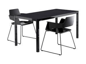 Immagine di La 80x160, tavoli pranzo moderni