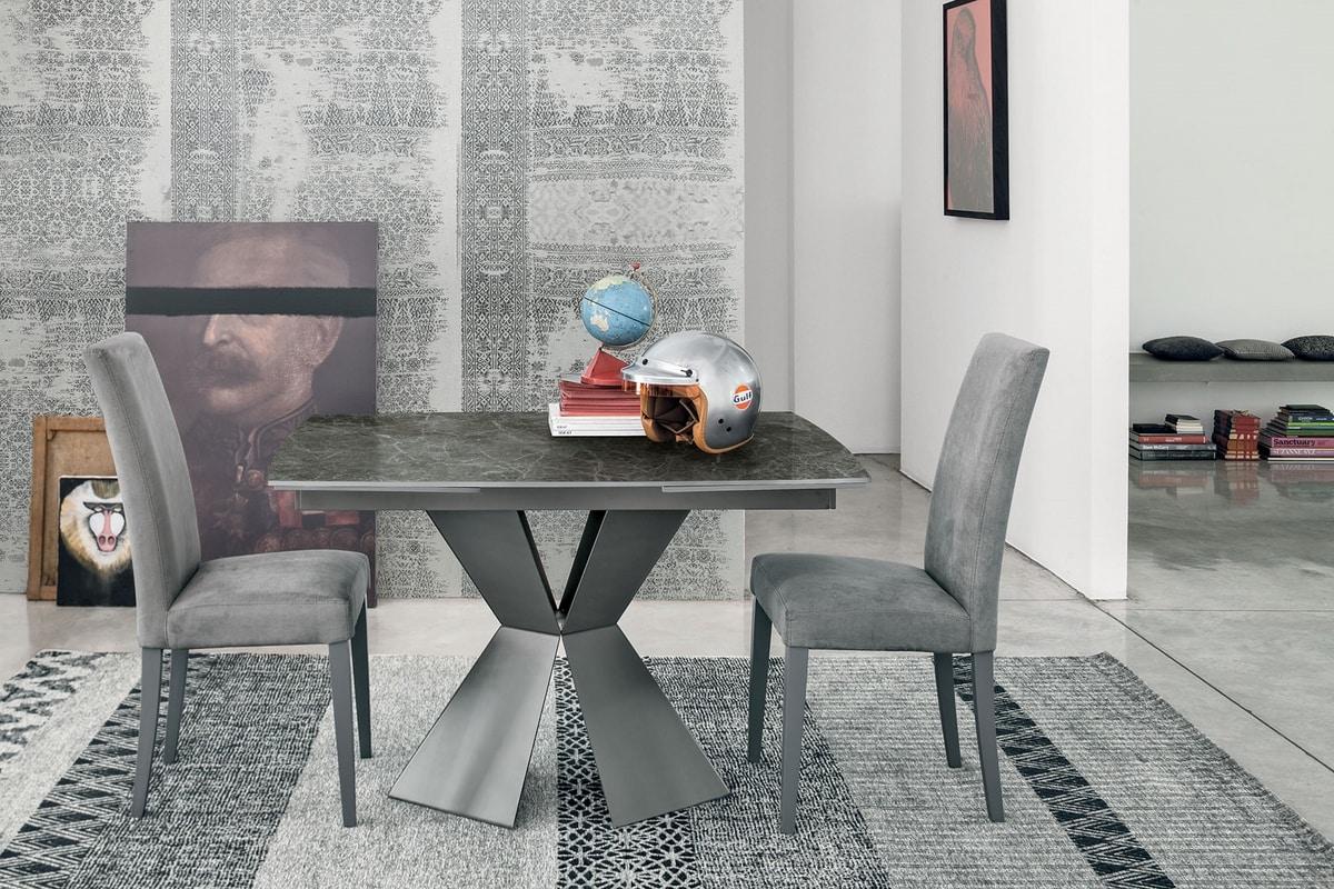 Tavoli Da Cucina Design.Tavolo Allungabile Da Cucina Idfdesign