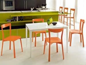 Immagine di Wind, tavoli minimali