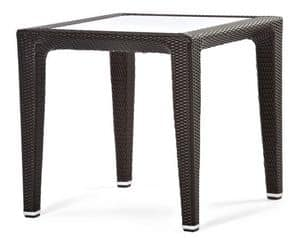 Tavolo allungabile, in alluminio, per terrazzi e sale da pranzo ...