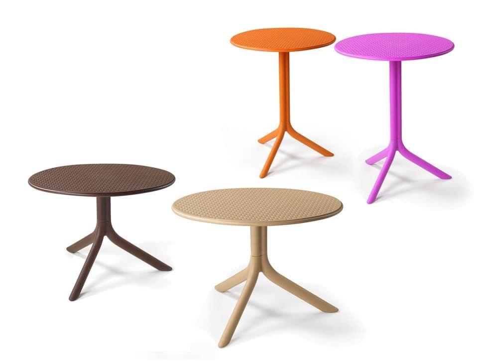 Tavoli tavoli per esterni idf - Tavoli colorati ...