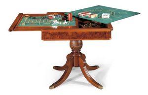 Art. 1231, Tavolo da gioco con piano intercabiabile