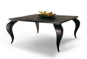 2120 Duong, Tavolo in legno massello di mogano