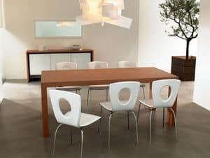 Immagine di ART. 239/A BALI, tavolo in legno
