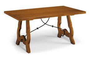 Art. 77, Tavolo in stile tradizionale in legno