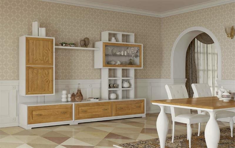 Mobili da soggiorno contemporanei ~ Mobilia la tua casa