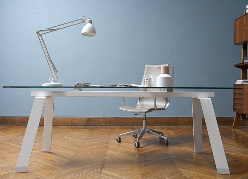 Tavolo rettangolare in legno per la cucina e il soggiorno for Tavoli da pranzo in legno
