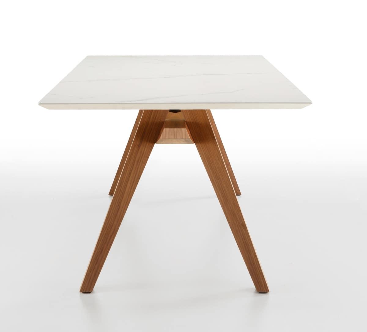Tavolo idee cucina della - Tavoli da cucina design ...