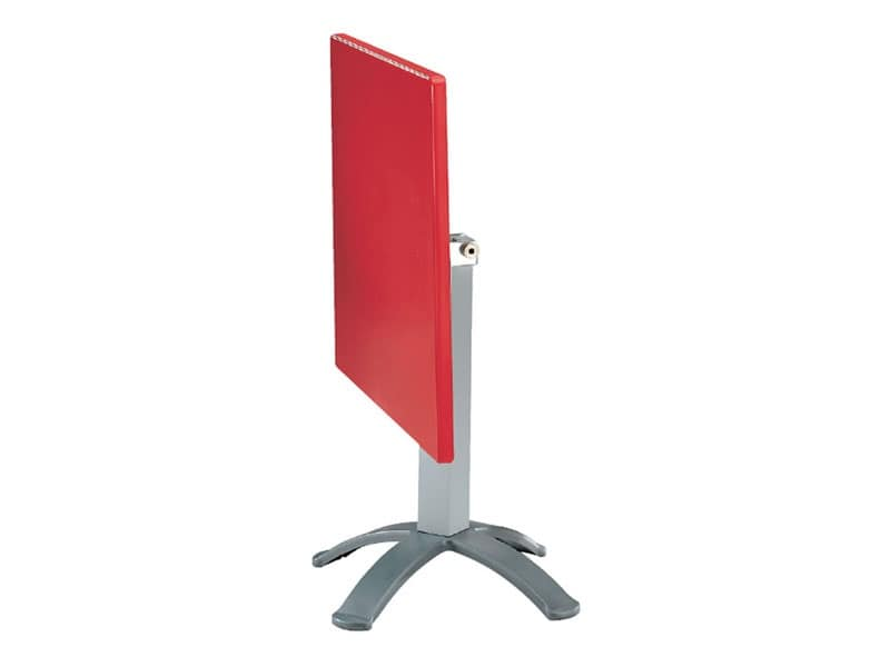 Tavolo 72x72 cod. 06/BG4P, Tavolo pieghevole per esterni, in polimero e alluminio
