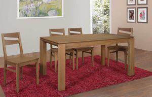 Art. 667, Tavolo da pranzo dal design minimale
