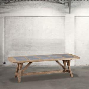 Immagine di DB003265, tavolo-essenza-verniciata