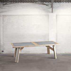 Immagine di DB003759, tavoli-struttura-in-legno