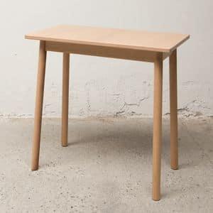 Desk Bolz, Tavolo rettangolare, facile da pulire, antibatterico