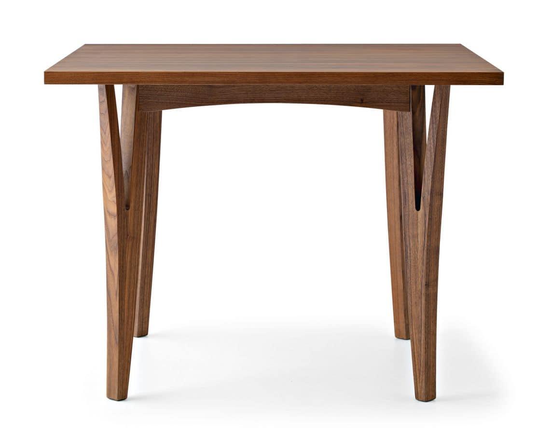 Tavolo Da Pranzo Moderno In Legno Massiccio  madgeweb.com idee di interior design