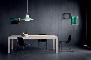 Immagine di Next Evo, tavoli in legno