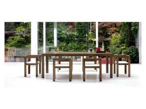 Immagine di Tecno, tavoli in legno
